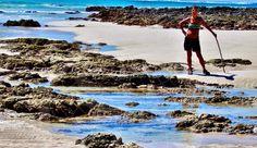 Marieta en Playa Rosada. Playa Garza. Costa Rica.