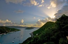 40 of the most photogenic coastlines in the world - Matador Network. Tortola, British Virgin Islands.