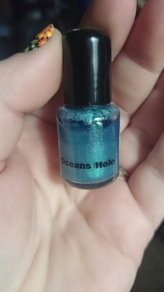Honey bunny lacquer oceans holo