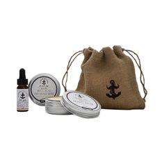 Brighton Beard Co. Beard Grooming Kit (Crowlink)
