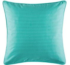 Pillowcase euro kas 65cm x 65cm lucie multi new cotton sateen bobin boutique  A