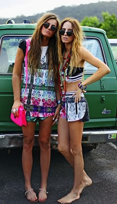 Coachella Fashion & Festival Fit-Spiration! |