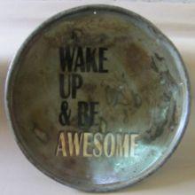 Wake up groen