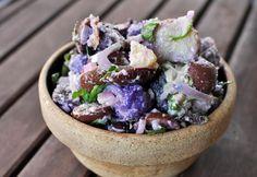 Lunch Recipe: Kalamata Olive and Parsley Potato Salad
