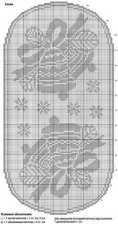 Baby Knitting Patterns Christmas A large napkin with bells – a scheme of … Christmas Crochet Patterns, Crochet Doily Patterns, Thread Crochet, Crochet Motif, Crochet Doilies, Crochet Stitches, Cross Stitch Patterns, Blanket Crochet, Knitting Patterns