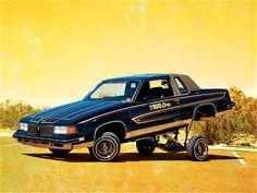 1986 Oldsmobile Cutlass - Todo Oro - Features - Lowrider Magazine
