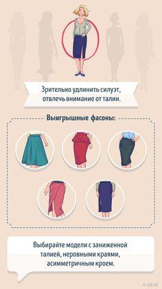 Юбка— это базовый элемент женского гардероба, который уместен для разных стилей иситуаций. Правильно выбранная вещь мастерски подчеркнет достоинства телосложения ипоможет выглядеть навсе сто. AdMe.ru подготовил простую шпаргалку, которая поможет разобраться вовсех тонкостях ивыбрать идеальную юбку потипу вашей фигуры.