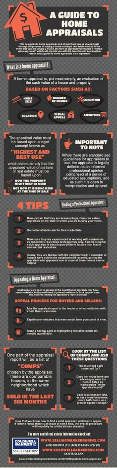 Home Appraisal Tips #realestatetips