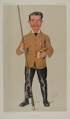 William Black, 1891, Vanity Fair