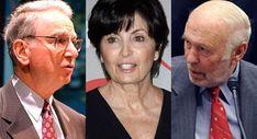 The Billion-Dollar Buy: Democratic mega-donors