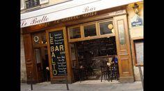 MÚSICA FRANCESA ROMÁNTICA en Cafés de PARIS / M. Mathieu : Un Monde Avec...