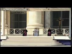 Pope Francis: To live Holy Week we have to learn to come out of ourselves
