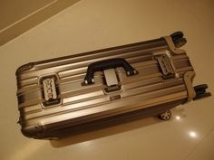 Rimowa Private Jet Collection 64L #Rimowa