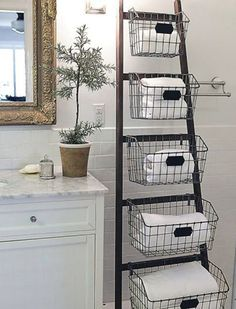 How to Store Bath Towels   Home   Purewow