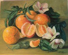 Les oranges d'après........