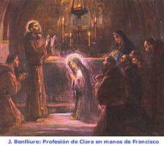 El Santo del Dia: 11 DE AGOSTO SANTA CLARA DE ASÍS VIRGEN FUNDADORA