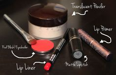 Tips to make lipstick last longer :)