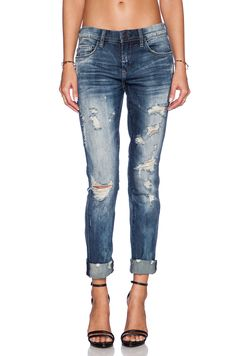 Shop for Designer Boyfriend Denim Jeans for Women at REVOLVE. Find stylish Distressed & Black Boyfriend Fit Jeans & more from top fashion designers today! Distressed Jeans, Jeans Boyfriend, Effortless Chic, Blank Nyc, Sporty Style, Classy Dress, Revolve Clothing, Guys And Girls, Jeans Style
