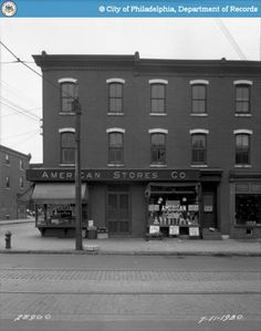 SW corner 23rd and Fairmount Avenue -1930