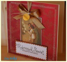 PasjaBelki: kartka świąteczna z obrazkiem :)