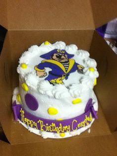 ECU - East Carolina Pirates! birthday cake!