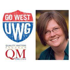 Congrats to Lara Willox, Director of the EDD in School Improvement in the College of Education, on her successful completion of the UWG Online QM Training Program! #uwgonline #uwg #qualitymatters #blazingtrailstonewpossibilties