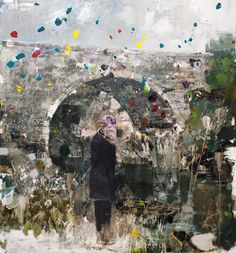 "Pace Gallery - ""New Paintings"" - Adrian Ghenie - amazing paintings i saw in NYC this weekend!"
