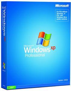 Microsoft Windows XP Professional SP3 Activation Key