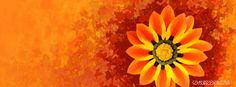 modern art orange  sunflowers floral paintings.stunning vincent van gogh style sunflower paintings  artist abstract cool free facebook profile timeline cover