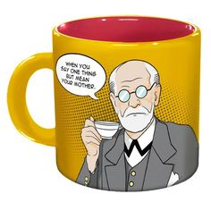 Cover that awkward Freudian slip with a drink from this appropriately ...