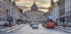 Basilica of St. Peter, Rome, Italy.