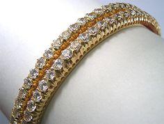 diamond bangles indian | Diamond Bangles