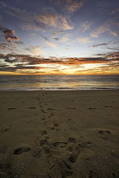 La Cochora Sunset by Bob Atkinson - Todos Santos, Baja California Sur, Mexico