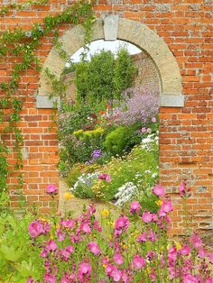 Felbrigg Hall gardens, Norfolk