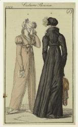 Women's Clothing, free regency patterns.