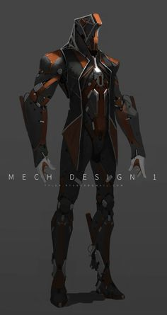 Mech design 1, Tyler Ryan on ArtStation at http://www.artstation.com/artwork/mech-design-1