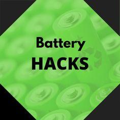 Battery Hacks, Iphone