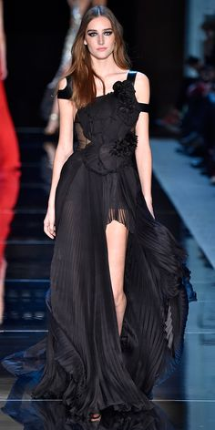 12 of the Most Breathtaking Gowns from Spring 2016 Couture Fashion Week - Alexandre Vauthier Haute Couture - from InStyle.com