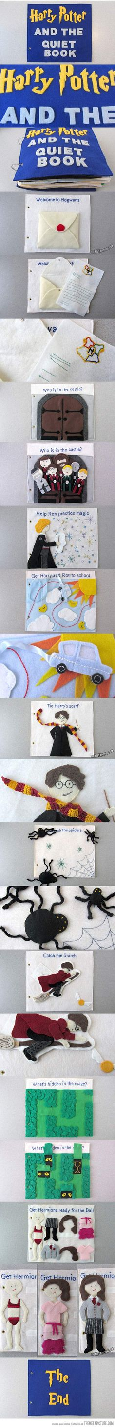 someday when i have kids, if i cant find this to buy, i will spend the millions of hours necessary to make this for them
