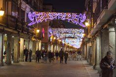 Luces Navideñas en Calle Mayor - Alcalá de Henares