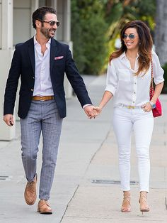 Star Tracks: Monday, December 30, 2013   Eva's New Man   Eva Longoria steps out with her new beau, television executive Jose Antonio Baston, while shopping Friday in West Hollywood, Calif.