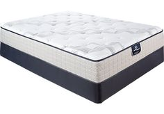 picture of Serta Perfect Sleeper Capetown Queen Mattress Set  from Queen Mattress Furniture
