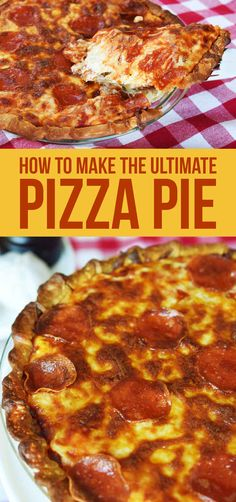 This Is The Only Pizza You Should Call A Pizza Pie