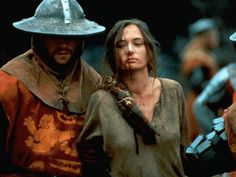Catherine McCormack - Braveheart (1995) (400×300) Old Movies, Great Movies, Battle Of Stirling Bridge, Catherine Mccormack, Oscar Movies, English Army, 1990s Films, William Wallace, Mel Gibson