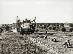 Kanał Elbląski *(Oberländischer Kanal) r.1933