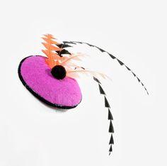 Floral Koleksiyon Merve Bayındır #designer #hat  http://issuu.com/womendergisi/docs/women_temmuz_2013_say__s__/22