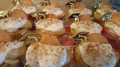 Banana Puddin Cupcakes