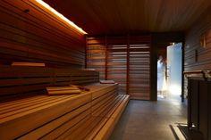 Victoria-Jungfrau Grand Hotel & Spa Klafs Sauna