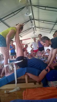 Viparita Karani Iyengar Yoga, Bench, Wrestling, Gym, Lucha Libre, Excercise, Desk, Bench Seat, Sofa