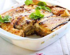 Spinazie/kip/champignons ovenschotel